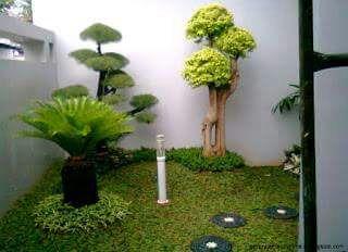 tukang rumput taman